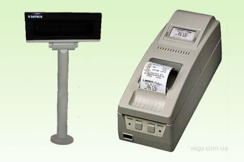 Фискальный Регистратор Datecs FP-3530T РРО