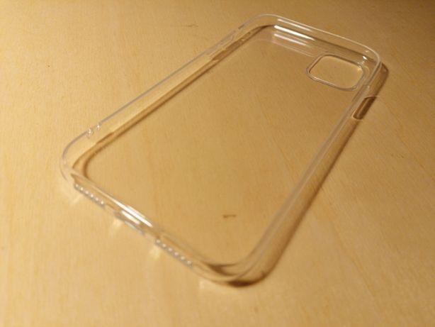 Iphone 11 - Capa em silicone Transparente