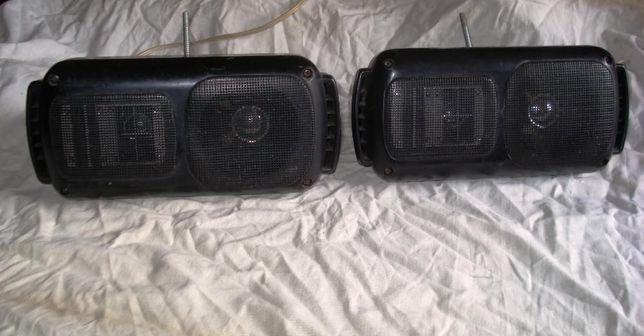 Звуковые колонки автомобильные