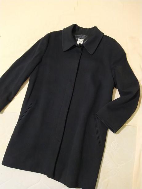 пальто кашемировое черное Celine PARIS made in France оригинал M
