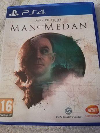 Gra Man of Medan, the dark pictures anthology PS4