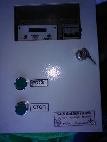 станция защиты и управления глубинным насосом тк112.1