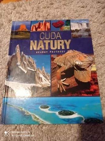 Cuda natury książka przyroda
