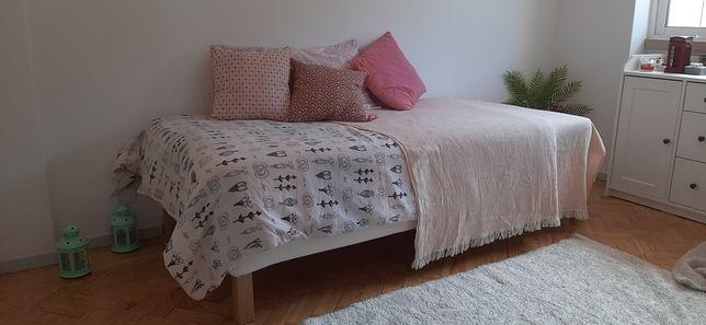 Sommier solteiro novo IKEA + colchão