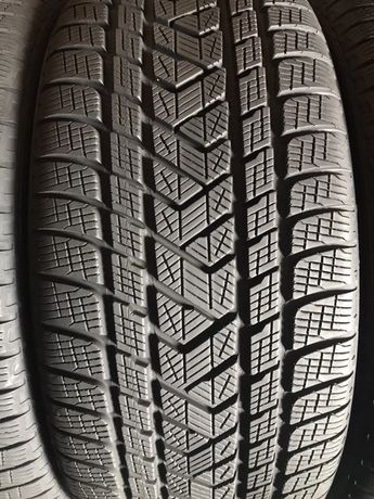 285/35/22+265/35/22 R22 Pirelli Scirpion Winter TESLA 4шт зима