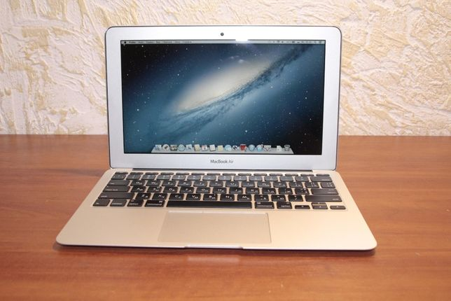 "Apple MacBook Air Mid 2012 A1465 i5 1.7/4gb/128ssd/11.6"" состояние 5-"