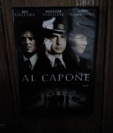 """DVD """"Al Capone - do submundo ao império"""""""