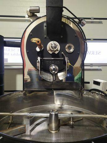 Piec do palenia kawy marki Toper, wsad 20 kg, separator łuski, sprawny
