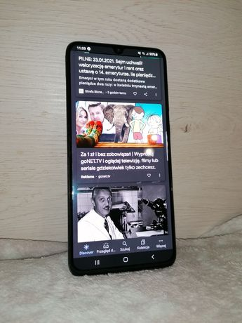 Samsung a 70 jak nowy