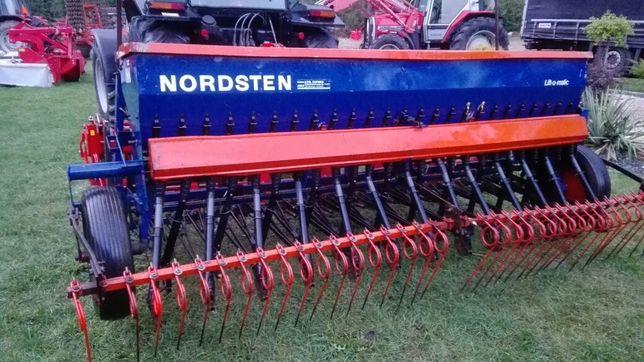Siewniki Agregaty siewne Nordsten Stegsted 3 metry ścieżki sterownik