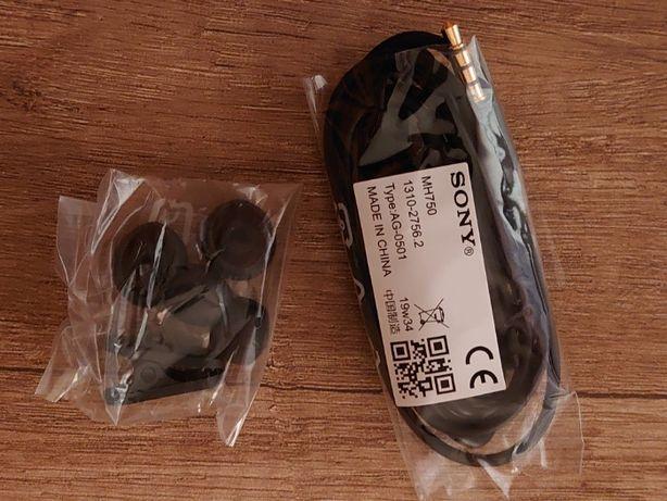 Oryginalne słuchawki Sony MH750 nowe