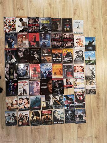 Filmy DVD pakiet 52 szt. NAJLEPSZYCH HITÓW Stan Bdb