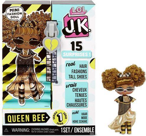LOL Surprise JK Queen Bee Mini ЛОЛ Сюрприз Королева Пчелка