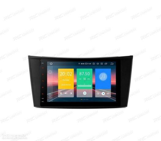 AUTO RADIO GPS PARAMERCEDES CLS E-W211 E-200 E-220 E-240 E-270 E-280 (02-08)