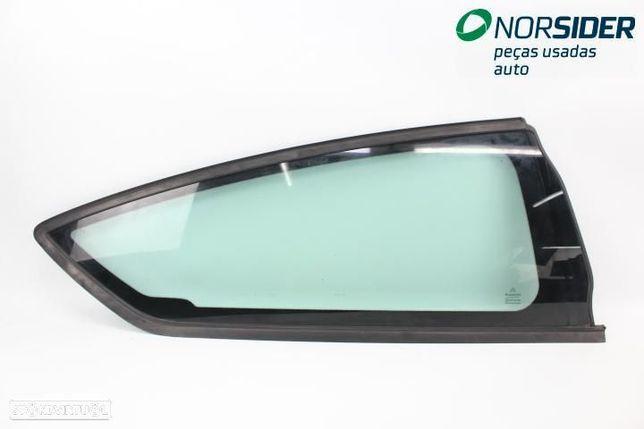 Vidro fixo painel lateral 1 dir Citroen C4 Coupe|04-08