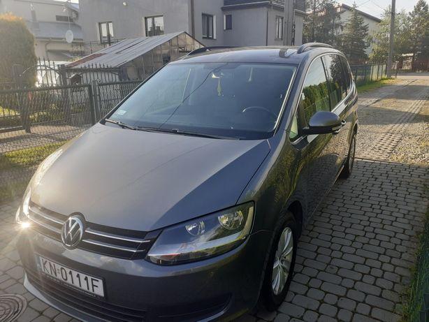 Volkswagen Sharan 2.0 TDI 4 MOTION Zamiana