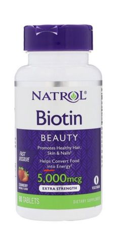 Natrol Биотин