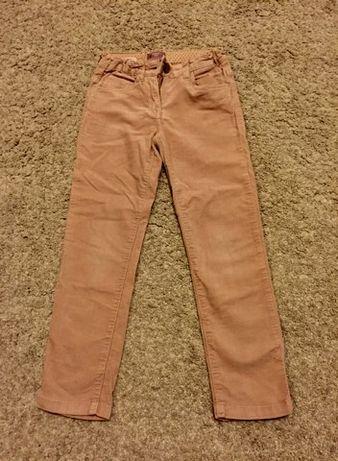 Spodnie dziewczęce Mango r. 128cm / 7-8 lat