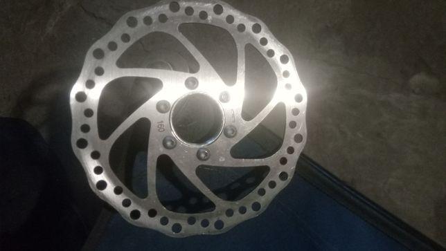 Велосипедный тормозной диск