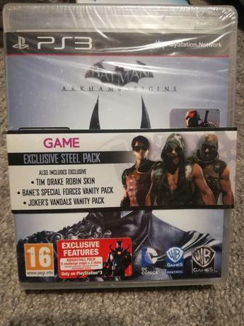 Gra Batman steel pack na PS3