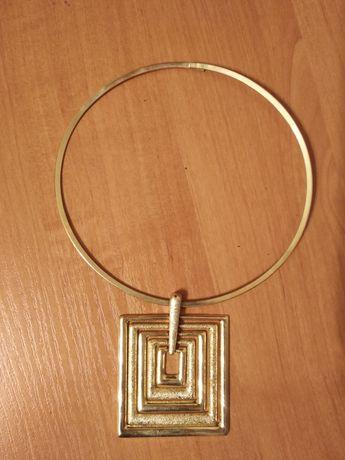 Ожерелье (чокер) геометрическое