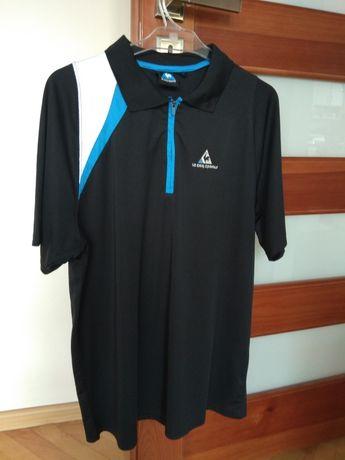 Koszulka polo męska Xl Le cog sportif