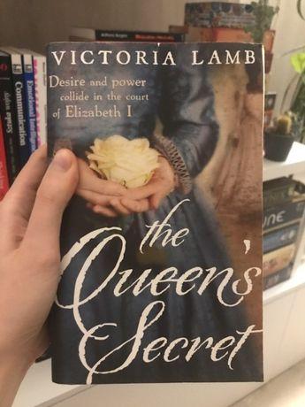 Victoria lamb Queen's Secret książka używana po angielsku