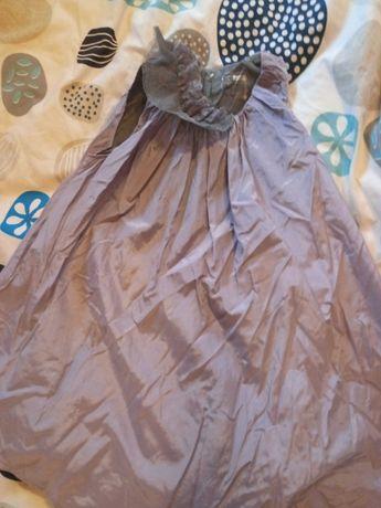 Sukienka dziewczęca r.110
