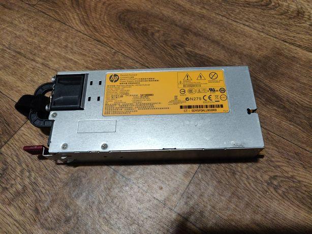Серверный блок питания 750W HP HSTNS-PL29