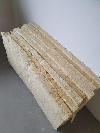 Wełna mineralna Isover Aku-Płyta 5 cm  (8szt) 5.75m2