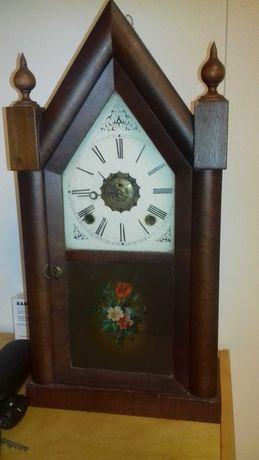 Stary zegar kapliczka