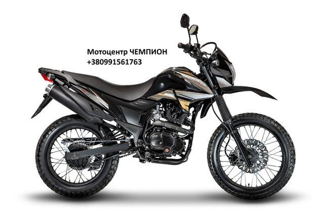 Мотоцикл LONCIN Pruss LX200GY-3 Разные цвета! Лучшая Цена!!