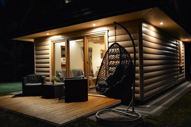 Nowy luksusowy Góralski domek komfortowy przytulny Cisza Spokój