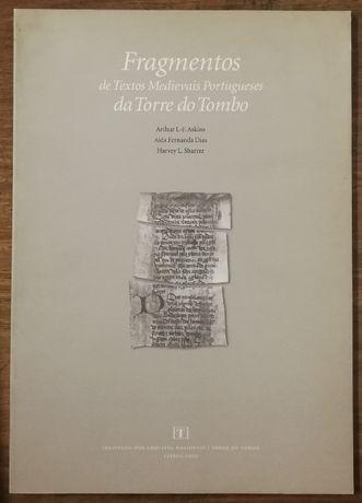 fragmentos de textos medievais portugueses da torre do tombo