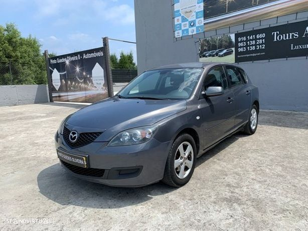 Mazda 3 MZR 1.4 Exclusive