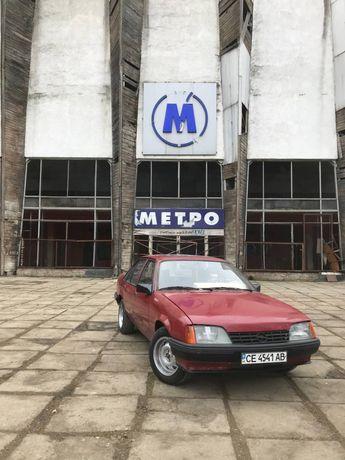 Opel rekord 2.0 Опель