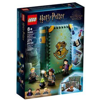 Lego 76383 Harry Potter Aula Poções - NOVO