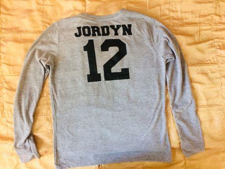 Лонгслив Jordyn розмір M