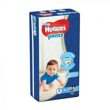 Huggies підгузники-трусики,-Тільки 3 та 4 розміра.