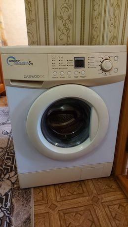 Рабочая стиральная машина Daewoo DWD-F1011