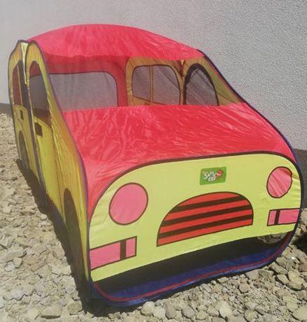 Duży Namiot Samochód dla Dzieci do OGRODU/DOMU/NA PLAŻĘ
