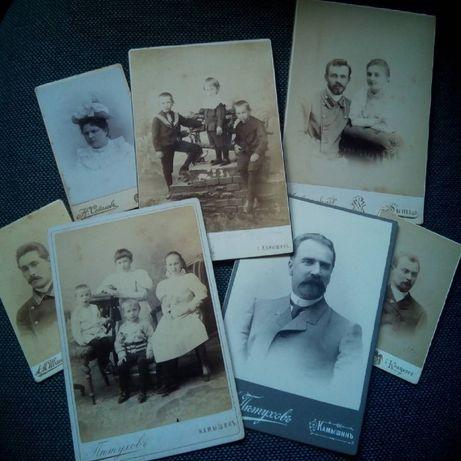 Старинные фотографии, открытки. Коллекционирую.