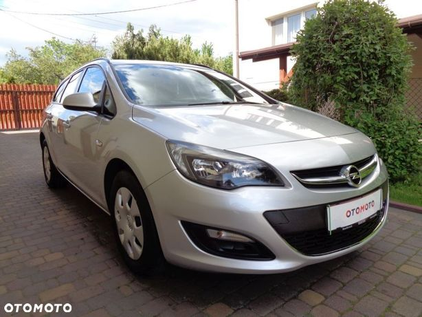 Opel Astra 1.3CDTI 95KM Lift Klima 6xAIR_BAG Kurtyny ESP...