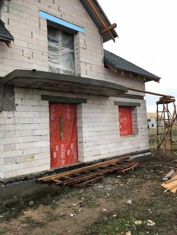 Строительство дома, коттеджа, дачи, фундамента, кровли