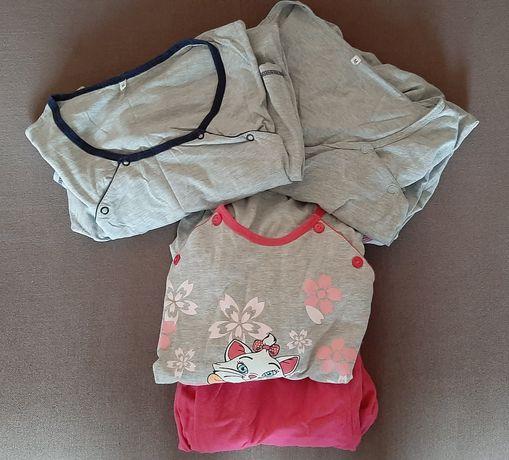 Koszule ciążowe, pidżama, do karmienia S/M