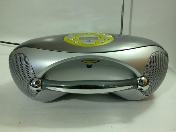 Boombox GRUNDIG CD MP3 radio cyfrowe z FM. Tanio !!!