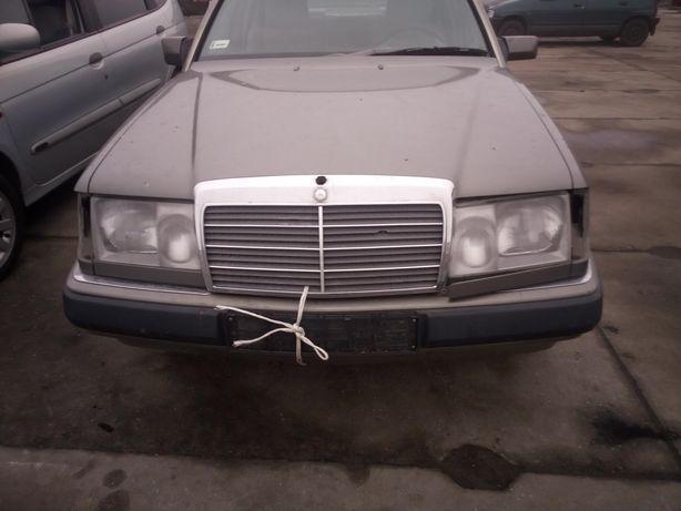 Mercedes 124 maska i inne