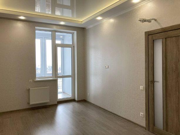 В продаже однокомнатная квартира с ремонтом в новом доме на Костанди