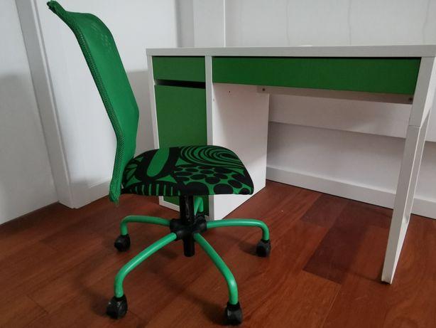 Biurko białe IKEA