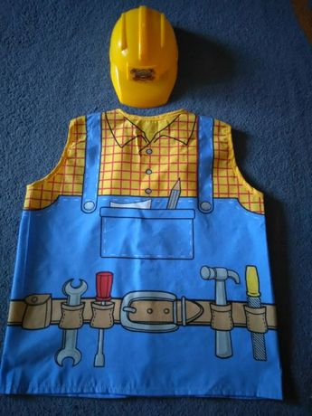 Новогодний костюм строителя, повара, пожарного, полицейского, буратино